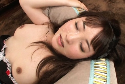 Yui sasaki. Yui Sasaki Asian with round titties is have sex in